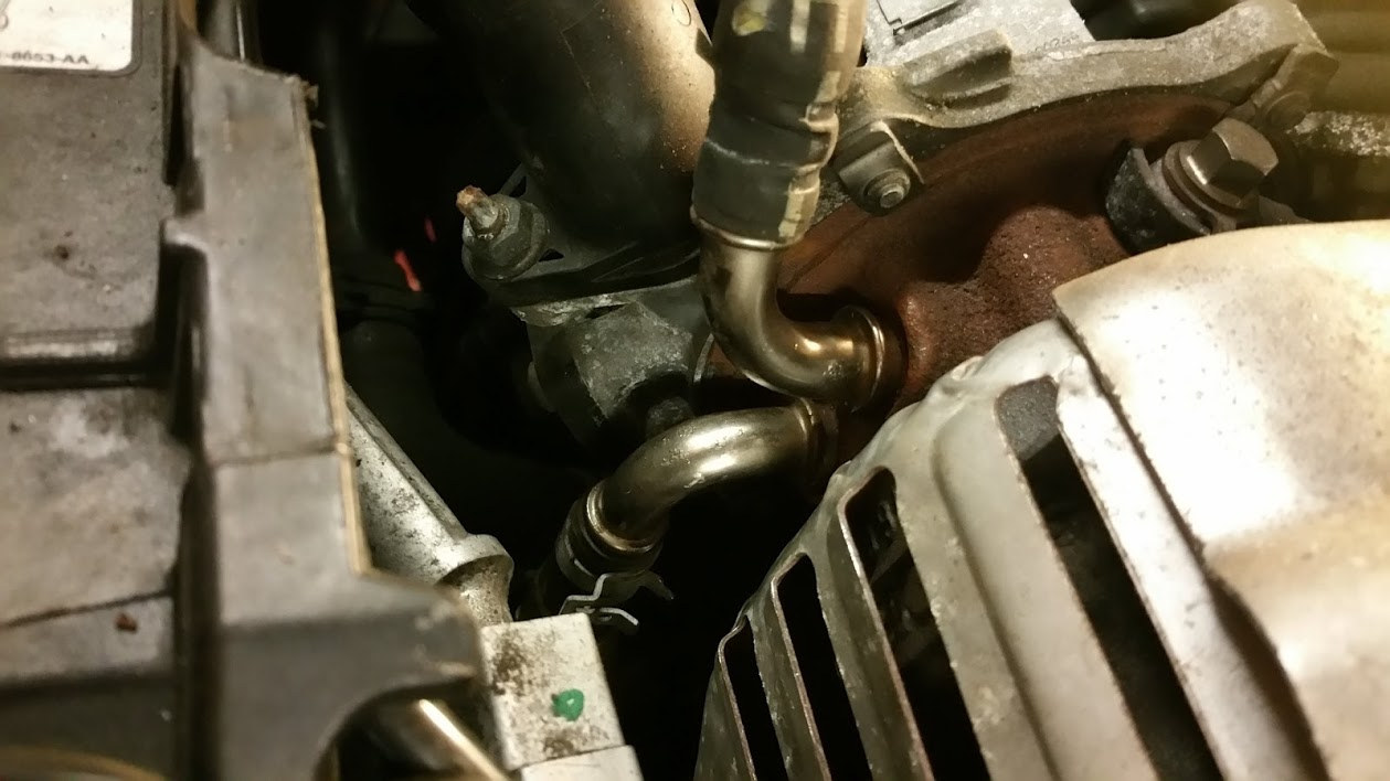 Ecoboost low oil pressure - Ford Fiesta Club - Ford Owners