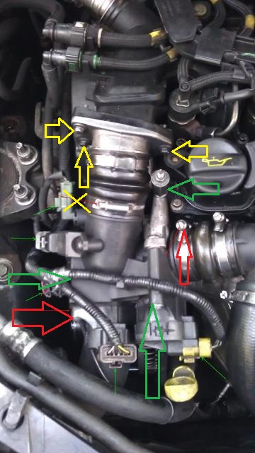 Help On Fault Code P024a P024b Amp P024f Ford Focus Club