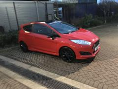 MK7.5 Red Edition Fiesta 140PS