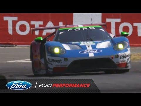 Ford GT at Le Mans 24 Hours