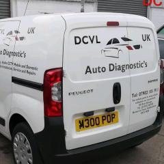 DCVL Auto Diagnostics