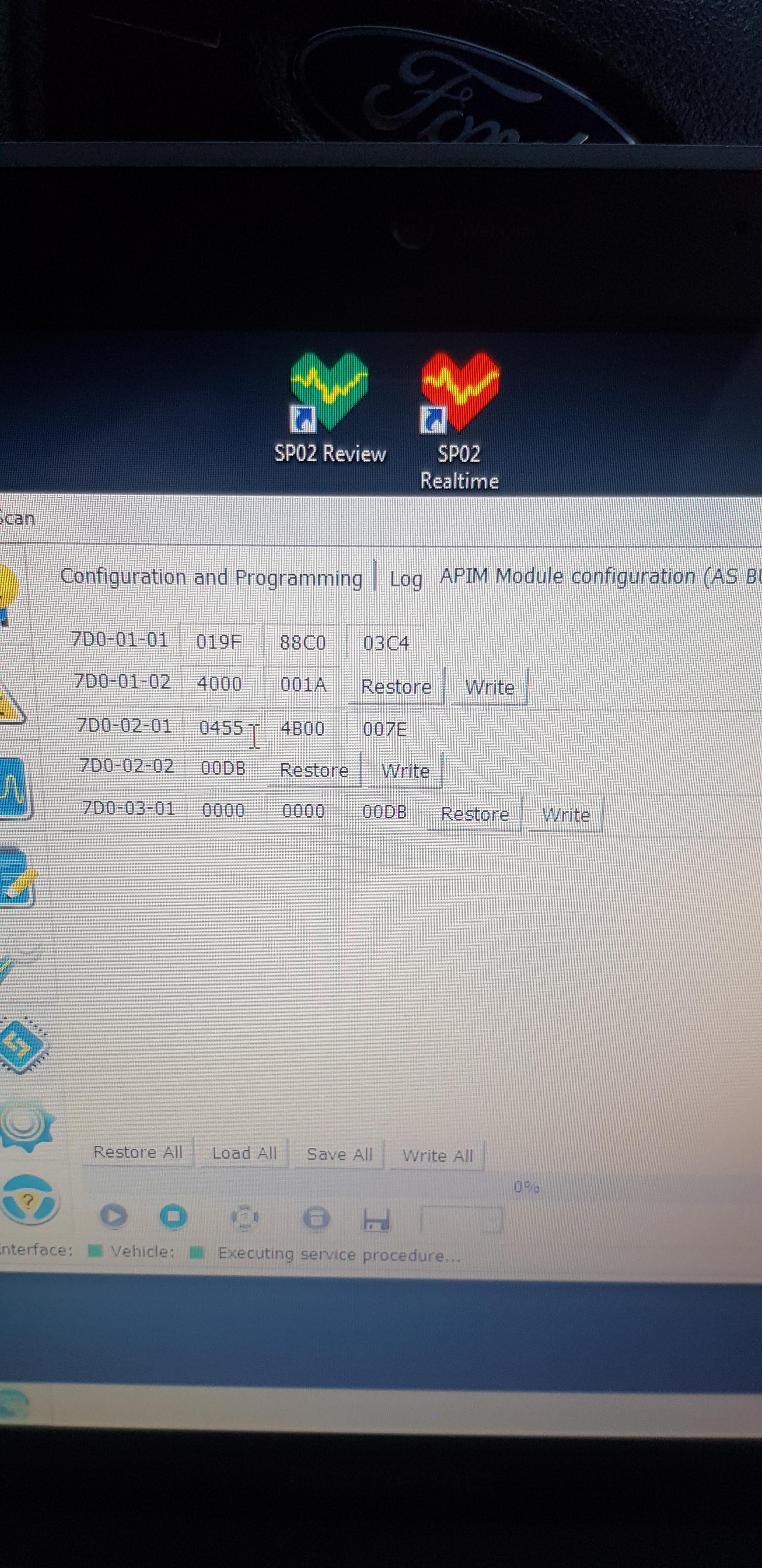 Swapping APIMs to upgrade to Sync 1 1 - Doable? - Ford