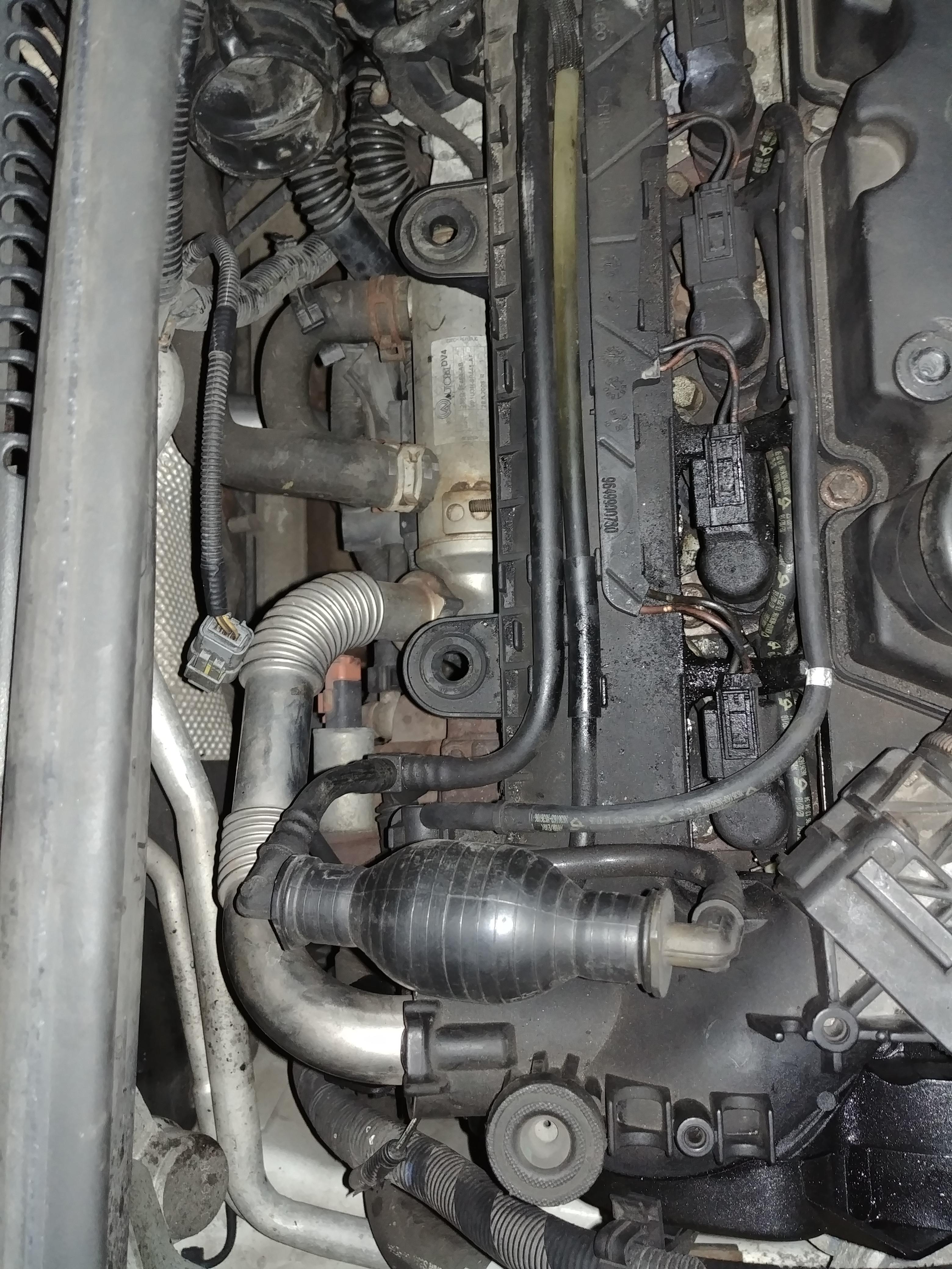 Fiesta 1 4 TDCi EGR and injectors question - Ford Fiesta