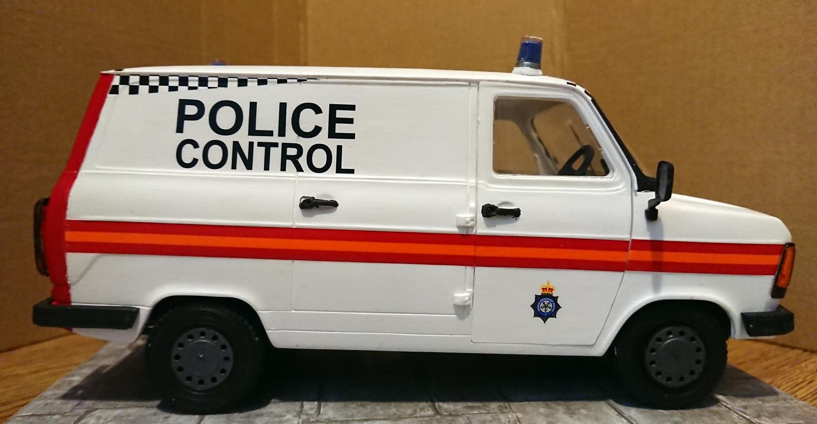 Mk.2 Transit Police